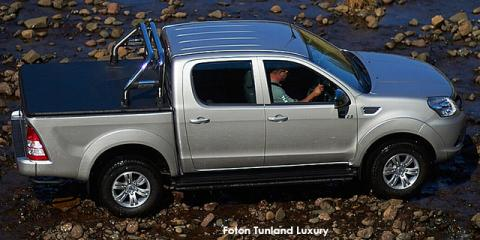 Foton Tunland 2.8 double cab 4x4 Luxury