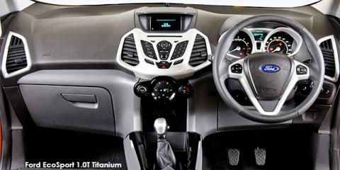 Ford EcoSport 1.0T Titanium - Image credit: © 2018 duoporta. Generic Image shown.