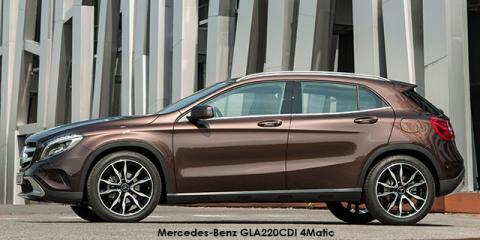 Mercedes-Benz GLA250 4Matic Style