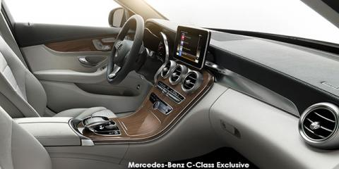 Mercedes-Benz C200 Exclusive auto
