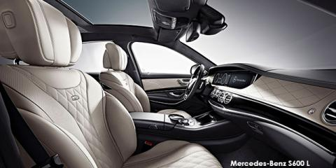 Mercedes-Benz S600 L