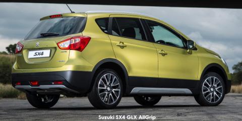 Suzuki SX4 1.6 GLX AllGrip auto