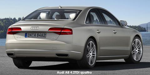 Audi A8 4.2TDI quattro
