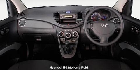 Hyundai i10 1.1 Motion auto