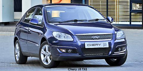 Chery J3 1.6 TXE