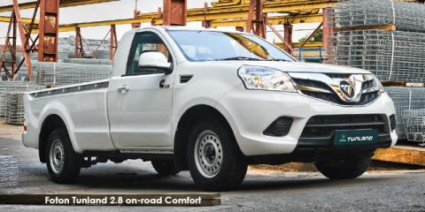 Foton Tunland 2.8 on-road Comfort