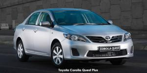 ToyotaCorolla Quest