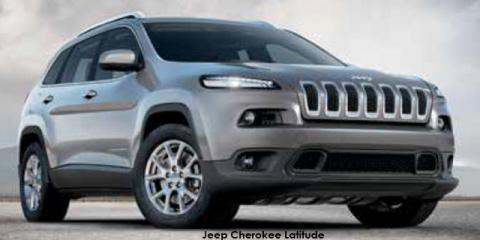 Jeep Cherokee 2.4L Longitude - Image credit: © 2018 duoporta. Generic Image shown.