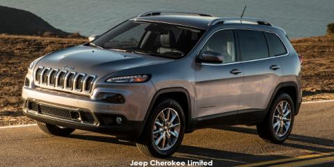 Jeep Cherokee 3.2L 4x4 Limited - Image credit: © 2018 duoporta. Generic Image shown.