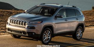 Jeep Cherokee 3.2L 4x4 Limited - Image credit: © 2019 duoporta. Generic Image shown.