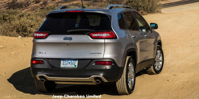 Jeep Cherokee 3.2L AWD Limited