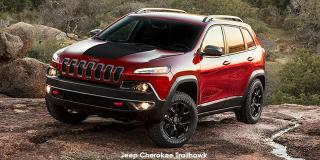 Jeep Cherokee - Image credit: © 2018 duoporta. Generic Image shown.