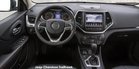 Jeep Cherokee 3.2L 4x4 Trailhawk