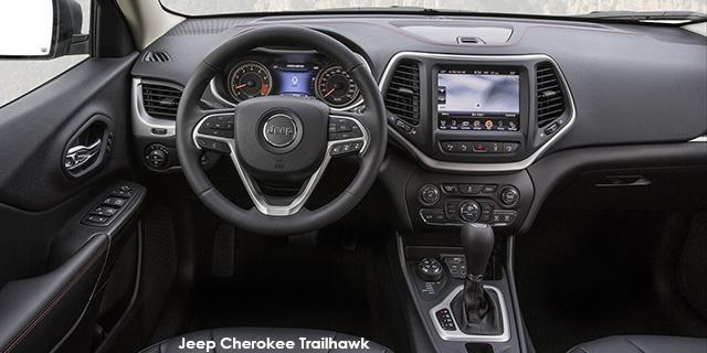 Jeep Cherokee 3.2L Trailhawk