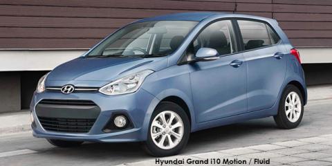 Hyundai Grand i10 1.25 Fluid auto