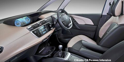Citroen C4 Picasso e-HDi 85kW Intensive