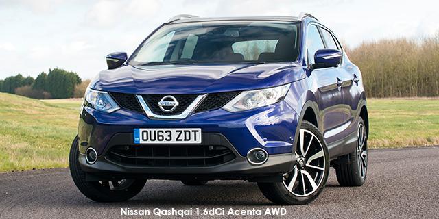 Nissan Qashqai 1.6dCi Acenta AWD