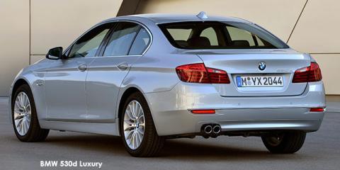 BMW 528i Luxury
