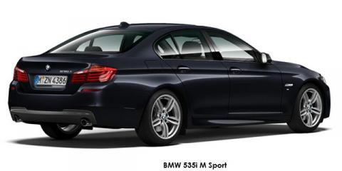 BMW 535i M Sport
