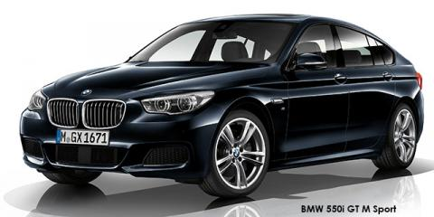 BMW 520d GT M Sport