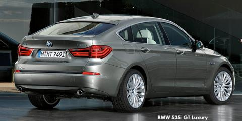 BMW 530d GT Luxury