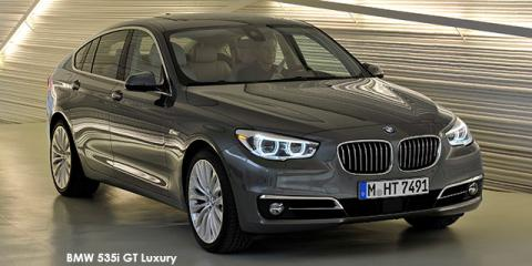 BMW 550i GT Luxury