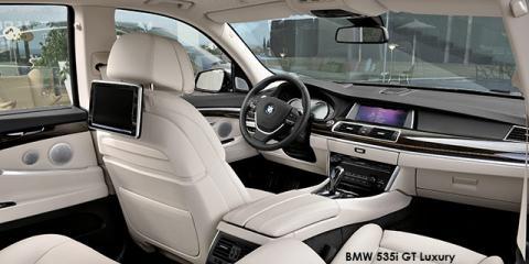 BMW 550i GT Luxury