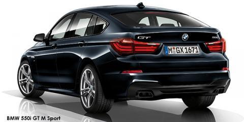 BMW 550i GT M Sport