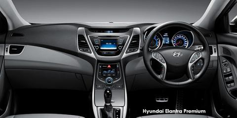Hyundai Elantra 1.6 Premium auto