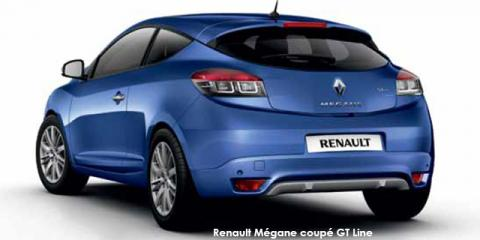 Renault Megane coupe 97kW turbo GT Line