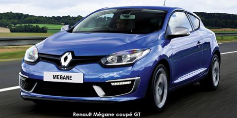 Renault Megane coupe 162kW turbo GT