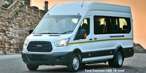 Ford Tourneo 2.2TDCi MWB 12-seat
