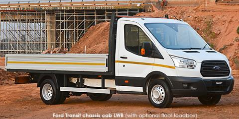 Ford Transit 2.2TDCi 92kW MWB chassis cab