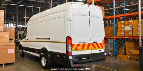 Ford Transit 2.2TDCi 92kW MWB panel van - Image credit: © 2019 duoporta. Generic Image shown.