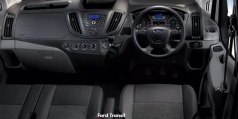Ford Transit 2.2TDCi 92kW MWB panel van
