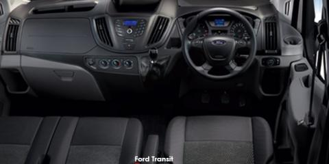 Ford Transit 2.2TDCi 92kW MWB panel van - Image credit: © 2018 duoporta. Generic Image shown.