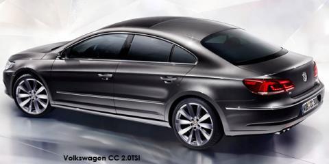 Volkswagen CC 1.8TSI