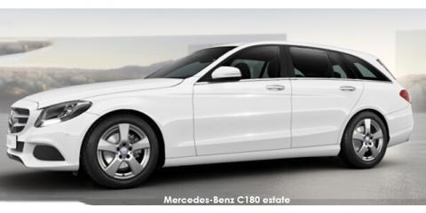 Mercedes-Benz C180 estate auto