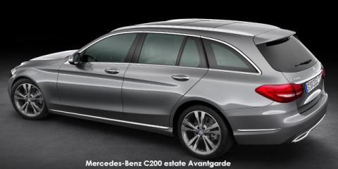 Mercedes-Benz C180 estate Avantgarde auto