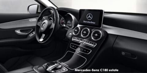 Mercedes-Benz C200 estate auto