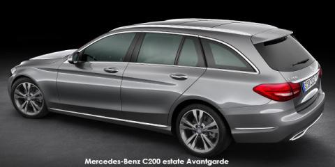 Mercedes-Benz C200 estate Avantgarde