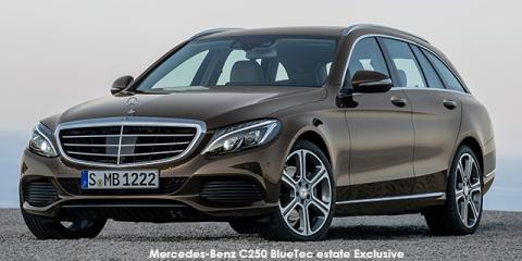 Mercedes-Benz C200 estate Exclusive