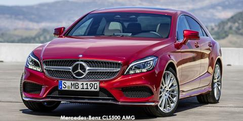 Mercedes-Benz CLS500 AMG Sports