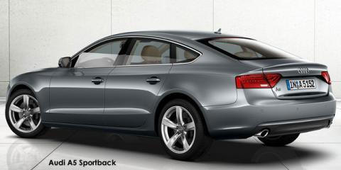 Audi A5 Sportback 3.0TFSI quattro