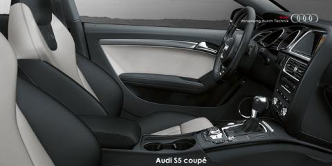 Audi S5 coupe quattro