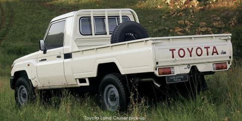 Toyota Land Cruiser 79 4.2D