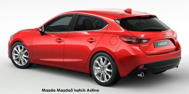 Mazda / Mazda3 Mazda Mazda3 Hatch 1.6 Original 5 Dr. Price: