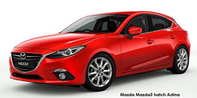 Mazda Mazda3 Hatch 1.6 Active