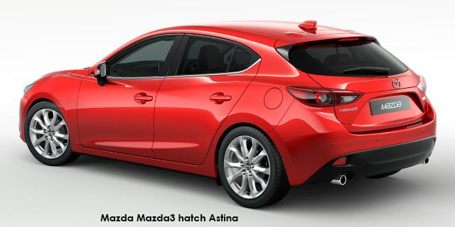 Mazda Mazda3 Hatch 1.6 Dynamic auto