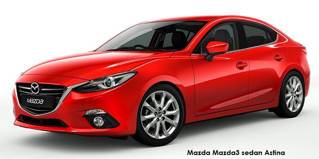 Mazda Mazda3 Sedan 2.0 Astina